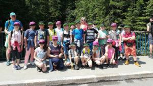2018 wycieczka klas IVb i VA do Zakopanego